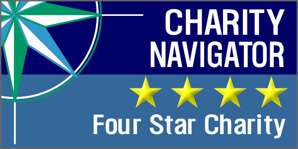 Charity Navirgator - 4 Star Charity Logo