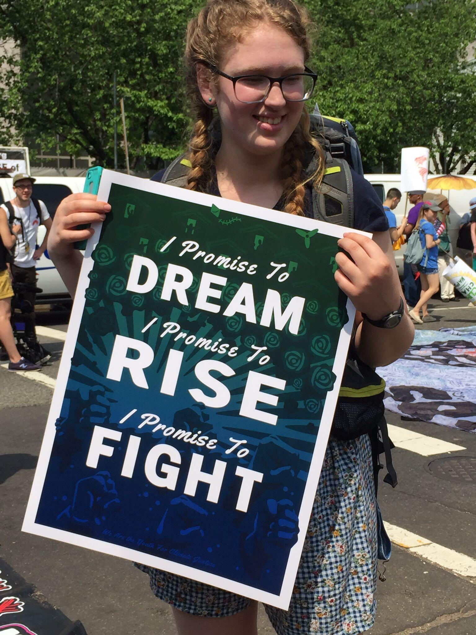 People's Climate March_Photo by Amy Goldsmith_New Jersey