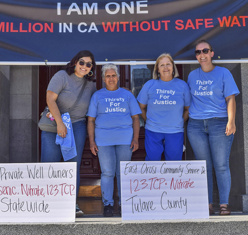 Rally for Safe, Affordable Drinking Water